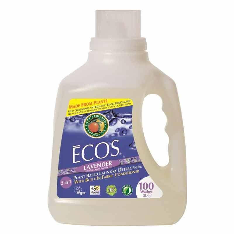 Earth Friendly Laundry Liquid ECO