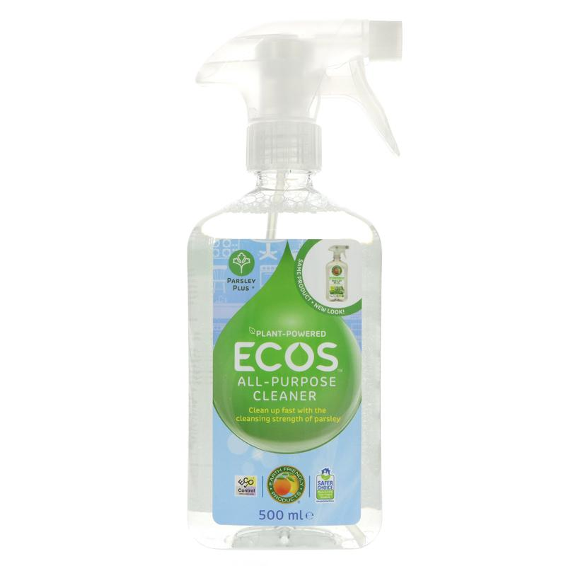 Earth Friendly Multisurface Cleaner Parsley