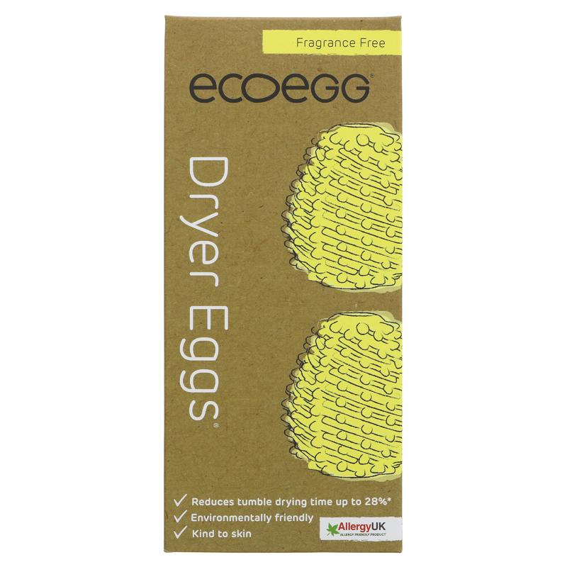 Ecoegg Dryer Egg - Fragrance Free