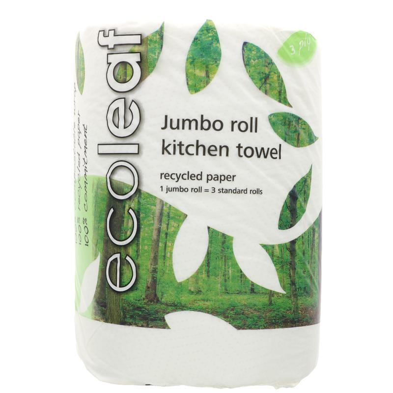 Ecoleaf Jumbo Kitchen Towel