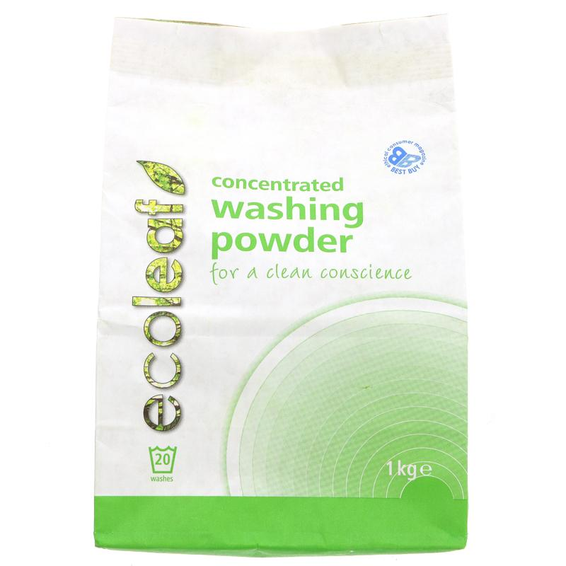 Ecoleaf Washing Powder Concentrated