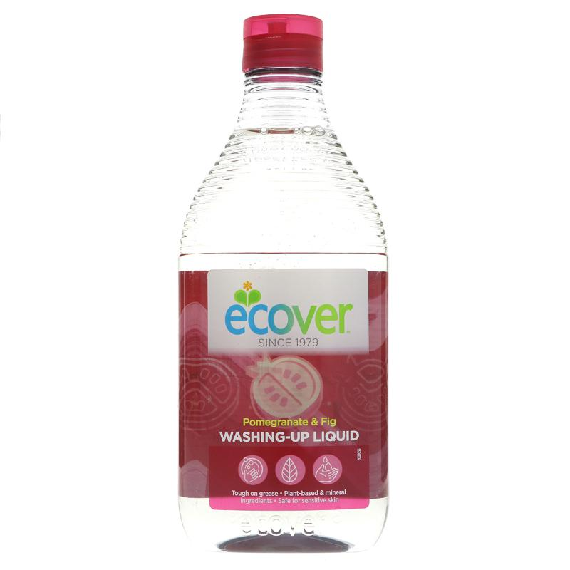Ecover Washing Up Liquid Pomegrante and Fig