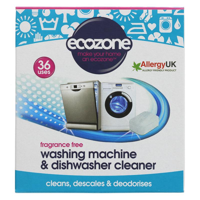 Ecozone Machine Cleaner - 36 Tablets