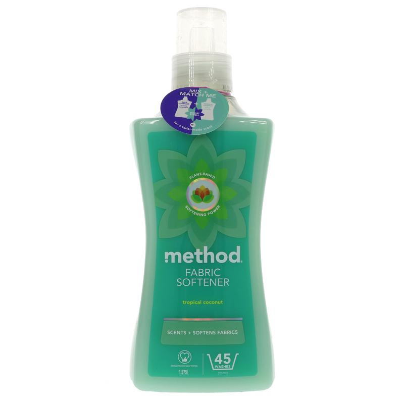 Method Fabric Softener - Coconut