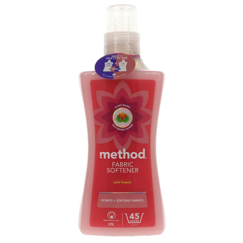 Method Fabric Softener - Pink Freeisa