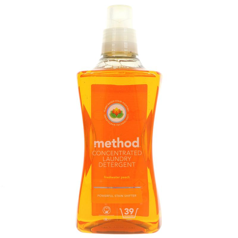 Method Laundry liquid Freshwater Peach - Concentrated
