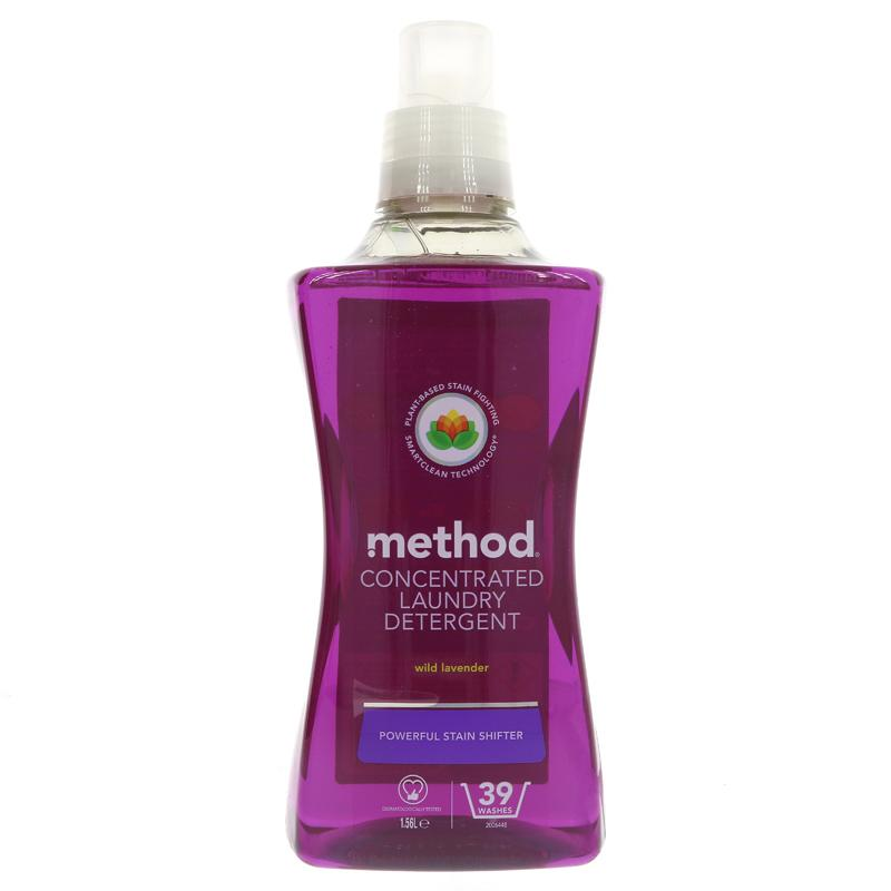 Method Laundry Liquid Wild Lavendar- Concentrated